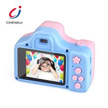 New product children electronic kids digital video camera toys for christmas gift