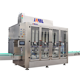 Liquid High-accuracy Automatic Upper Weighing Type Flowing Liquid Filling Machine