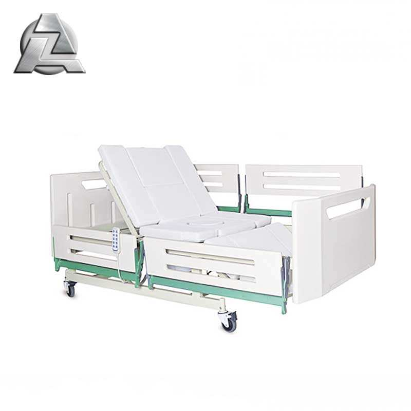 Comfort and well-being field foldable iron hospital bed
