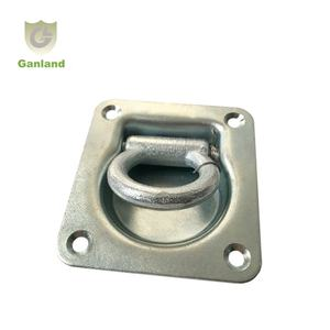 GL-14138 Trailer accessory Wall Mount Lashing Ring Floor Ring