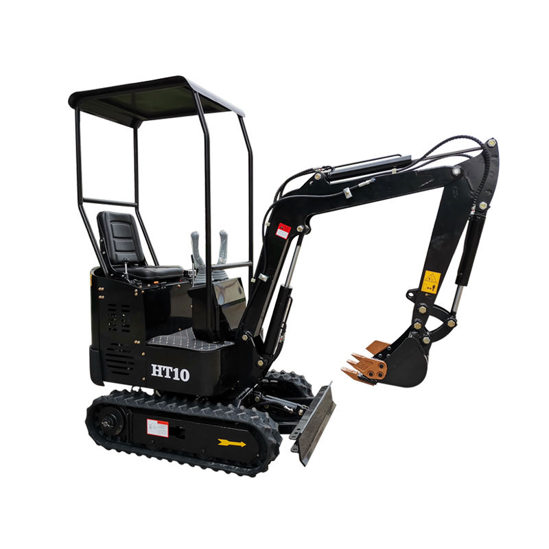 1 ton small Excavator Type And Capacity for sale mini excavators