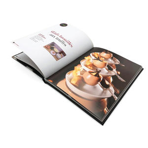Guaranteed quality unique Custom Print Hard Cover Book Print Book Hard Cover Book Printing