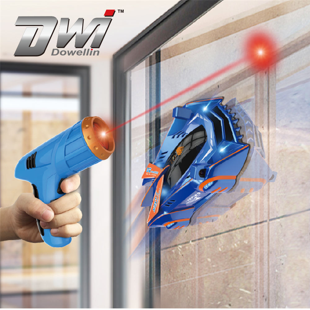 Dowellin Gravity wall climbing car Laser light for car