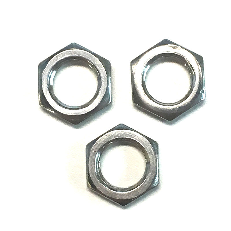 stainless steel DIN936 hex thin nut