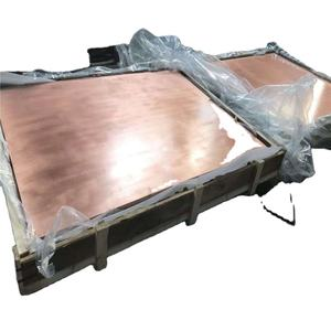 25mm thick copper sheet with 600mm width and 1000mm length price
