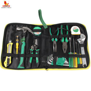 23pcs Portable household Repairing Tools tool cabinet with hand tool set