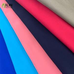Softshell fabric waterproof for jacket 4 way stretch fabric with tpu bonded polar fleece