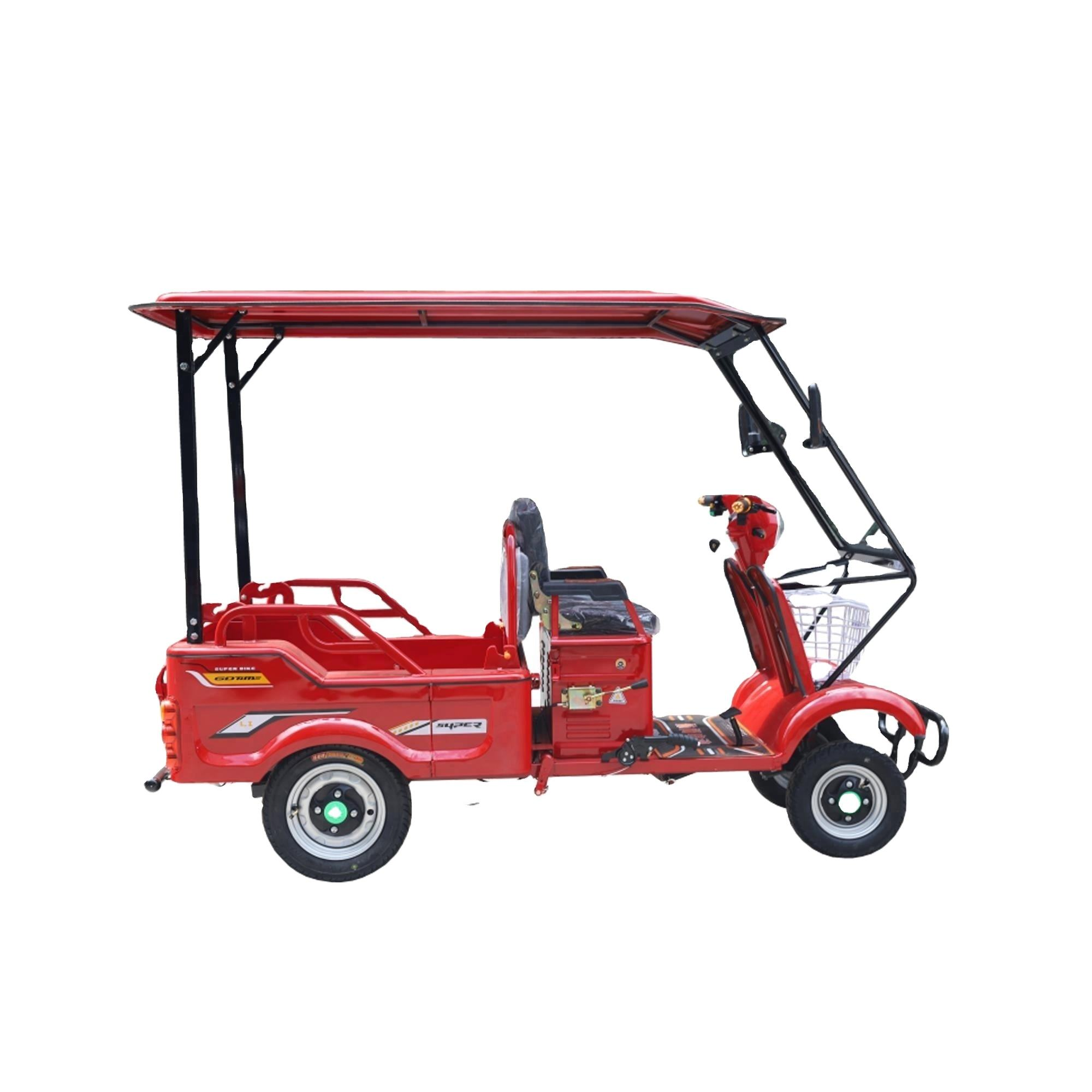 2020 New Electric Golf Car, Cheap Electric Golf Cart For Sale In Europe-Golf/passenger and cargo combination for farm