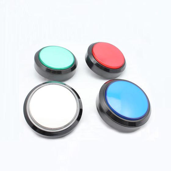 Máquina de juego de durable ronda de <span class=keywords><strong>botón</strong></span> para accesorio del juego