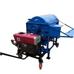 rice thresher threshing machine Agricultural paddy thresher rice and wheat diesel engine power wheat and rice