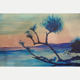 30*40cm 5d Diy Oil Painting By Numbers Seaside Drawing Picture Hand Painted Acrylic Paint By Numbers For Living Room Decoration