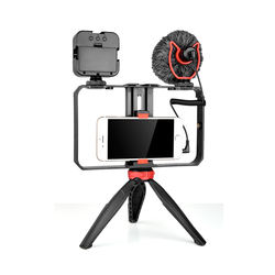 YELANGU Smartphone Cell Phone Video Rig Kit Stabilizer Case