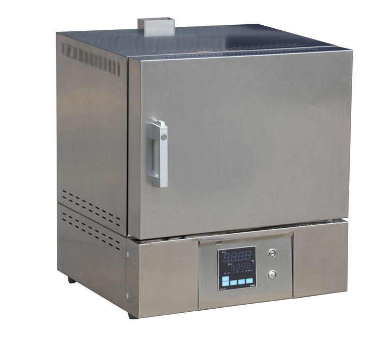 Lab electrical muffle furnace Vacuum Ceramic Fiber Muffle Furnace 1200 degrees with manufacturer price