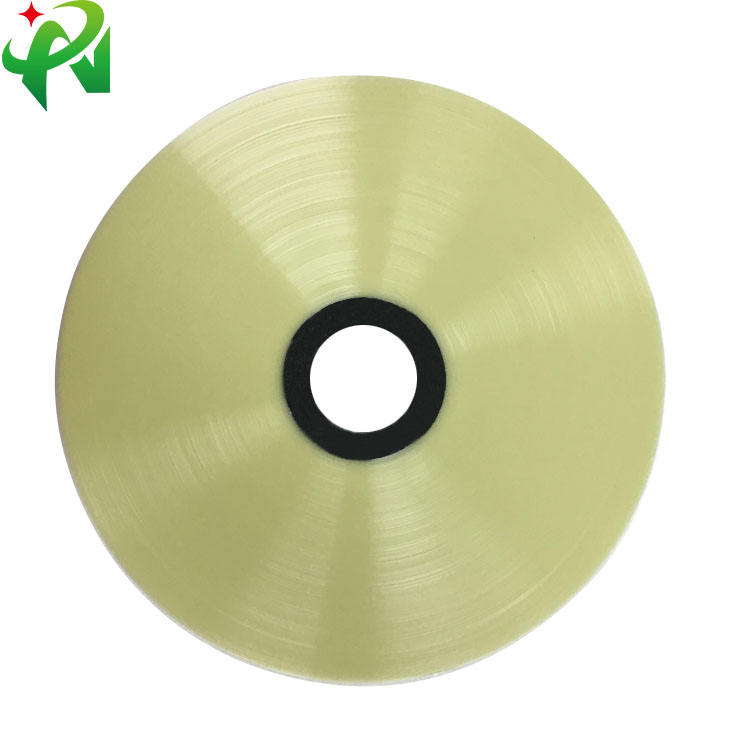 neutral color transparent mylar tape for cable wrapping polyester PET film