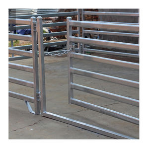 NEW HOT DIP GALVANISED FOLDING SHEEP HURDLE FULLY WELDED