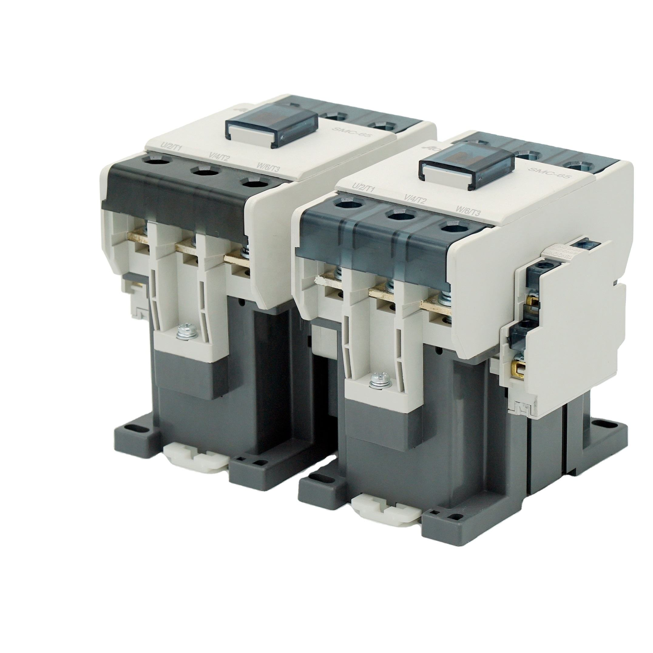 AOASIS SMC-50N 50A Controlling the Motor mechanical interlock reversing ac contactor 36V