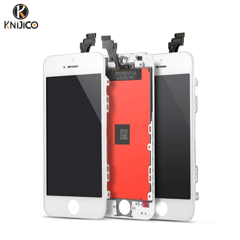 Mobile phone lcd for iphone 5G 5s 5c lcd original touch screen for iphone 6 lcd