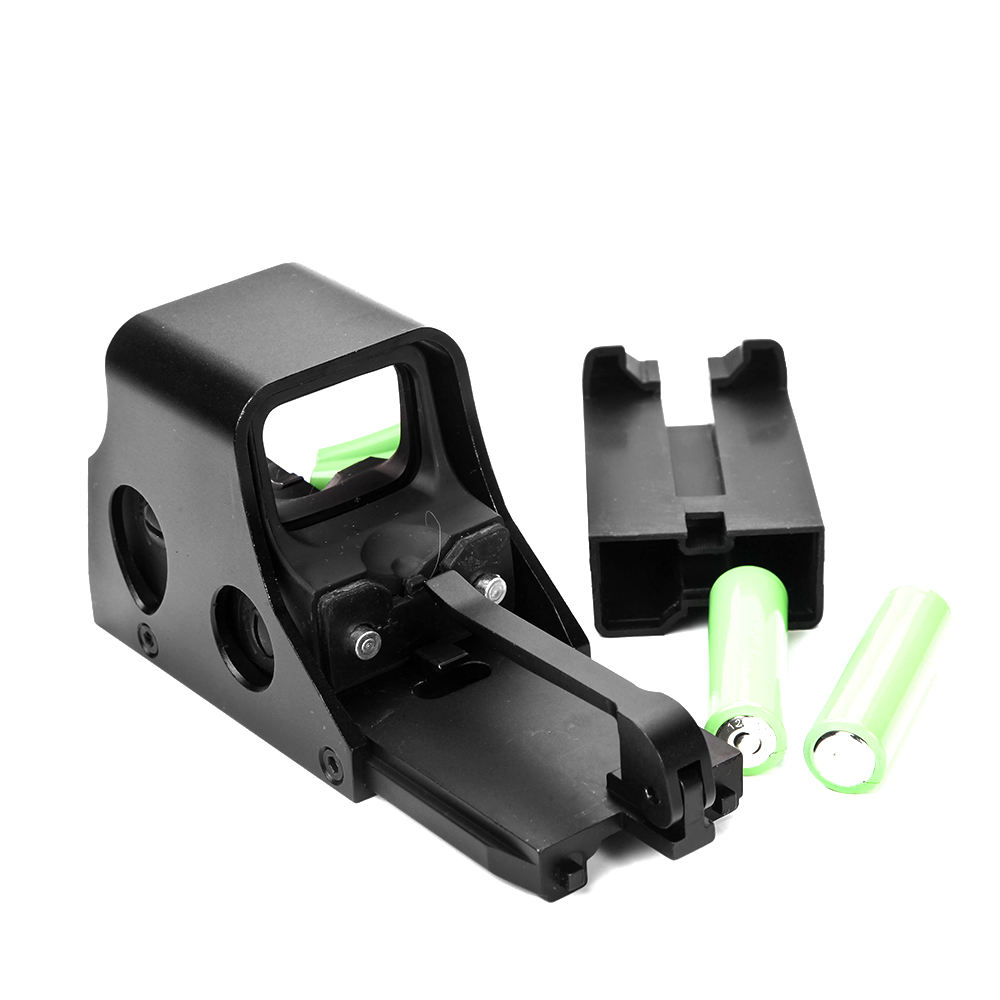 Tactische Eotech Holografische Rood Groen Dot 552 Sight Optic Lens Reflex Scope Voor 20 Mm Mount Rifle Airsoft Gun Scope