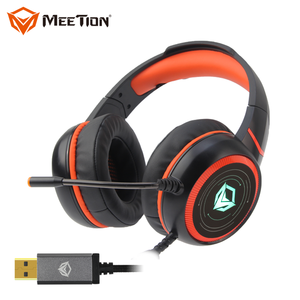 Shen Zhen gaming headset 7,1 surround sound usb verdrahtete stilvolle noise cancelling spiel mikrofon kopfhörer gaming headset