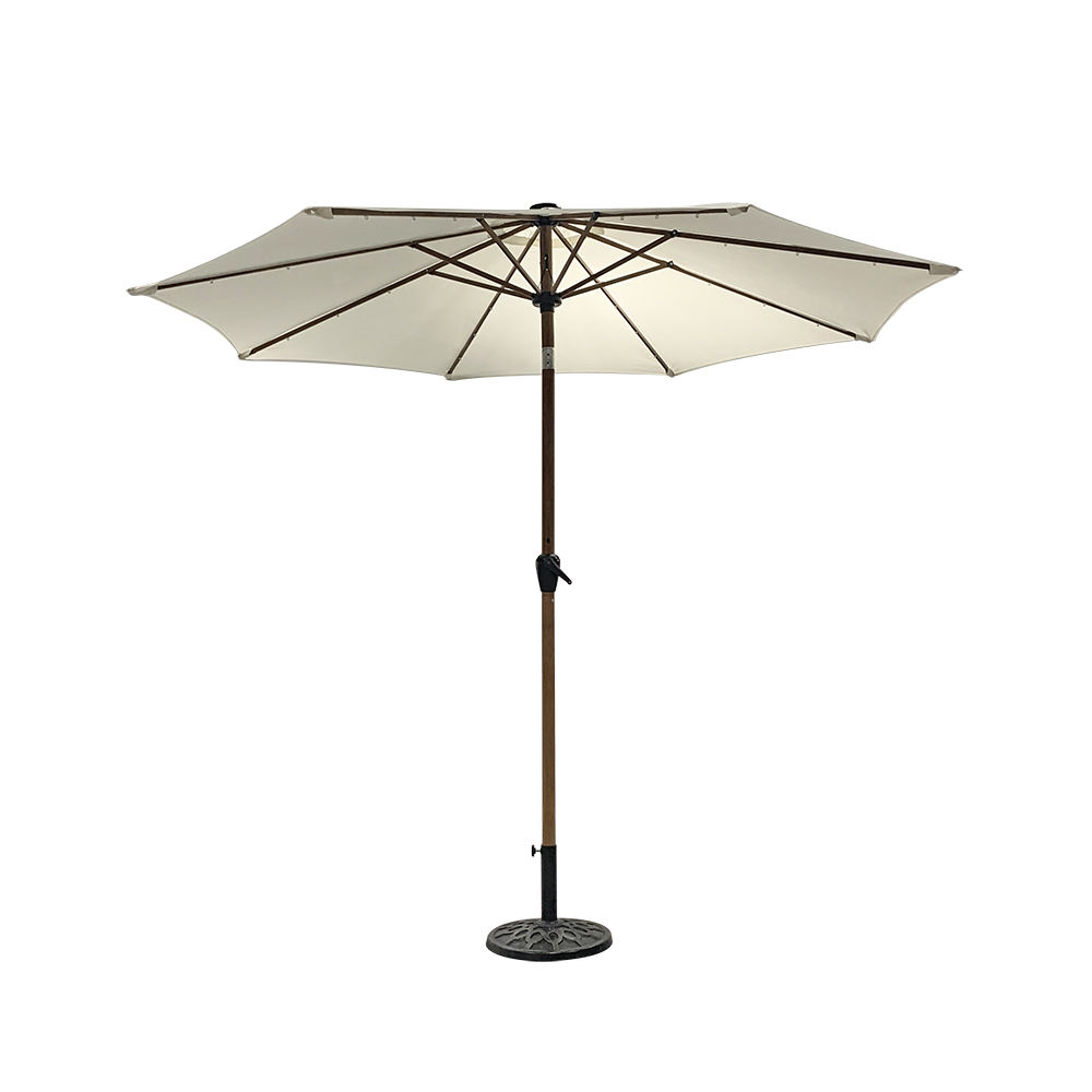 Custom Garden Outdoor Umbrella Parasol Light Patio