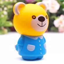 LED Night Light Creative Cute cartoon bear Shape Kids Room   led bedroom lamp baby kids led night light