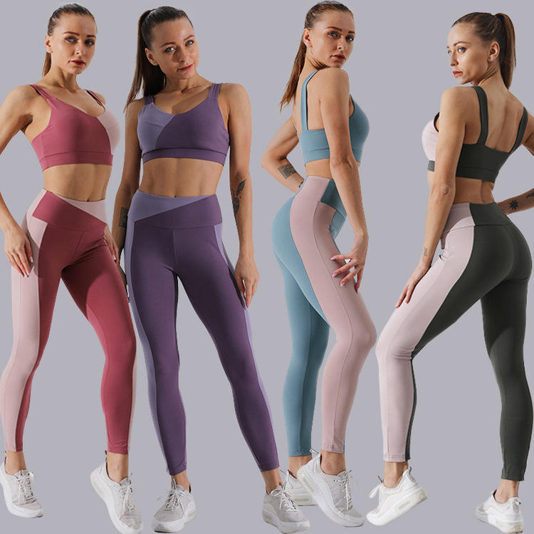 2020 damen Fitness & Yoga Wear Set
