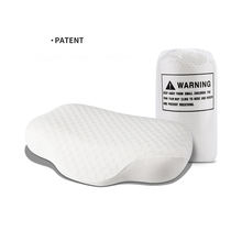 2020 Patented Hot Sale Sleeping OEM Cervical Memory Foam Pillow Memory Foam Bedding Pillow