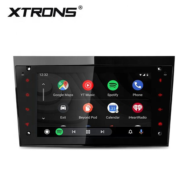XTRONS central multimedia Android 10.0 autoradio for opel astra h corsa d zafira , car music player