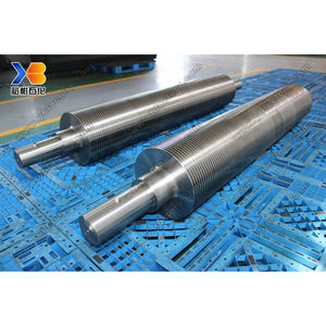 Customized Forged Gear Shaft forging according to drawings