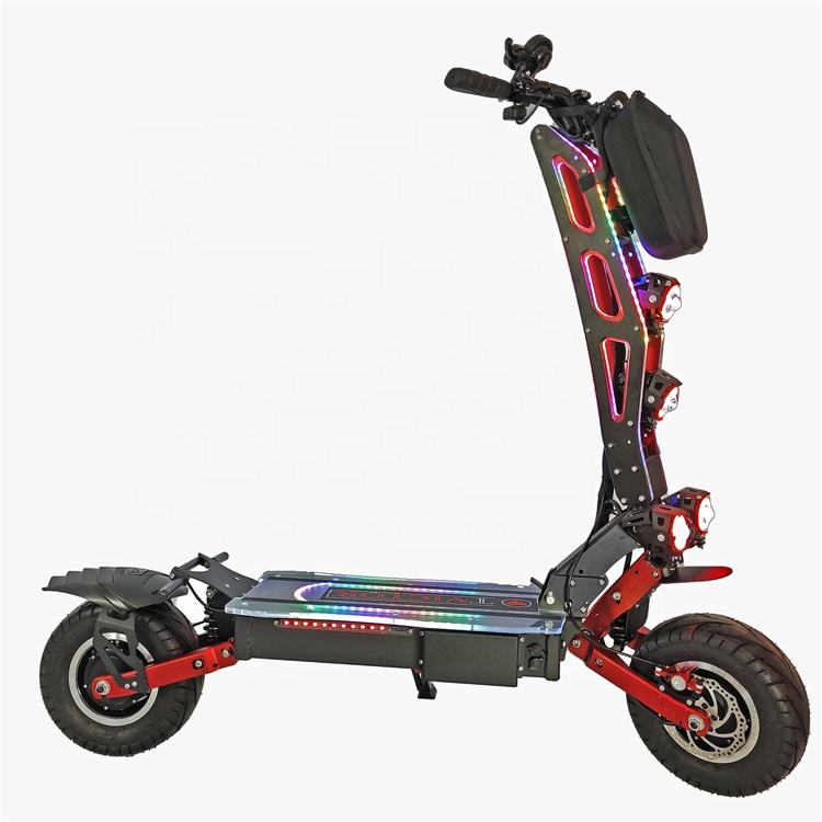REALMAX Electric scooters dual motor off road long range foldable standing scooters electric adult with ce