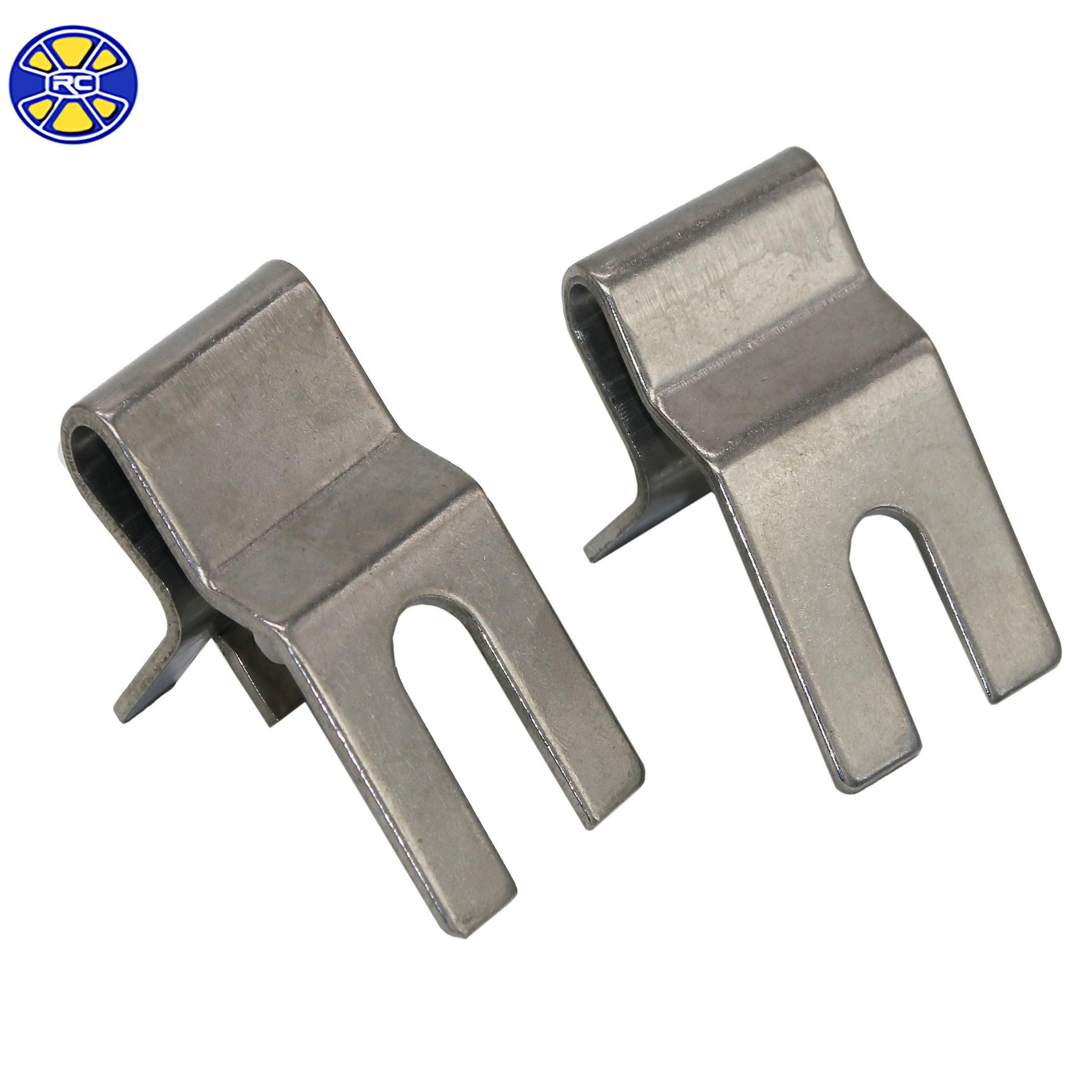 Aduanas barato estampado de hoja de Metal de acero inoxidable piezas de acero inoxidable