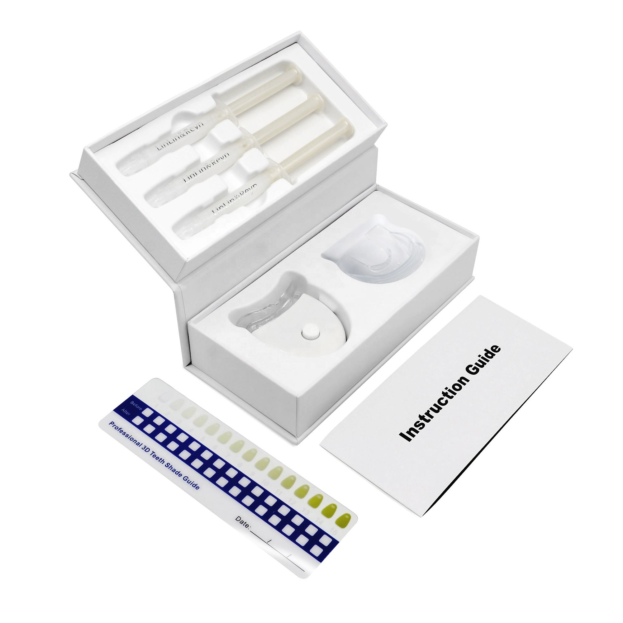 2020 Luxury Wholesale Teeth Whitening Kits Private Logo