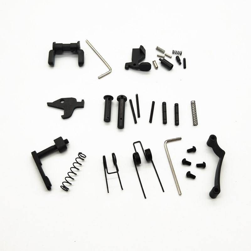 Enhanced AR15 Lower Parts Kit 223/5.56 Spring Kit Replacement