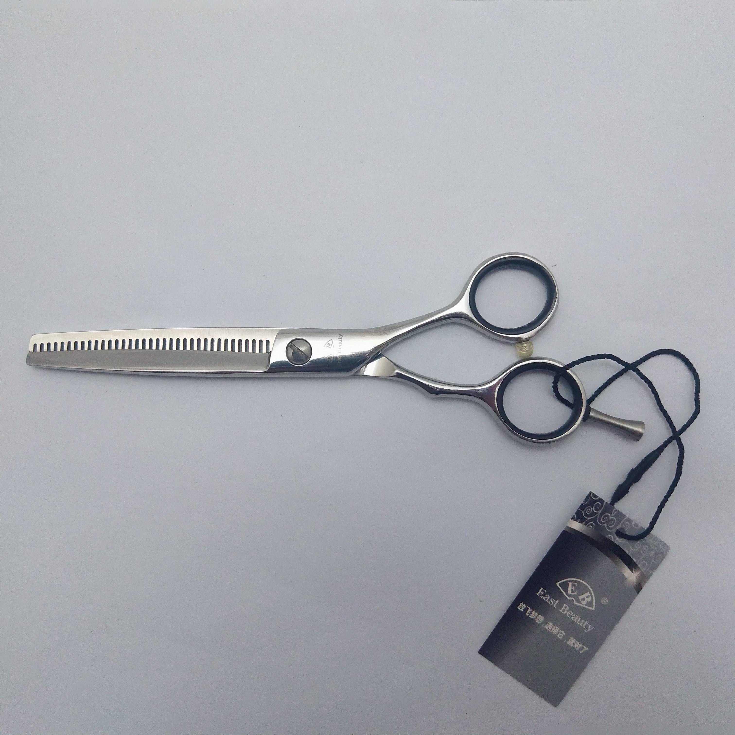 East Beauty 440C Stainless Steel High Quality Professional Barber Thinning Hair Scissors