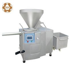 ZG6500 vane type Vacuum quantitative sausage filler blade filling machine