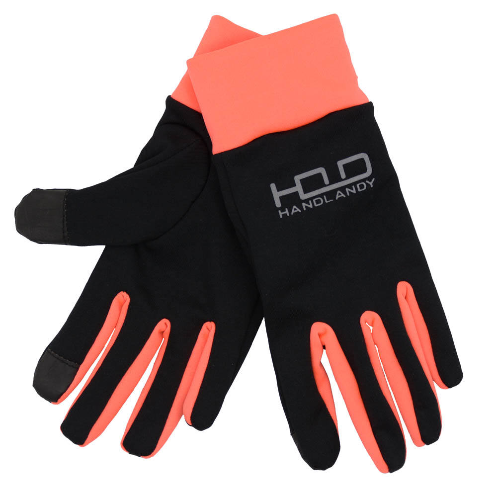 HDD red fashional men women running racing touch gloves dexterity gym fitness fleece warm winter other sports gloves