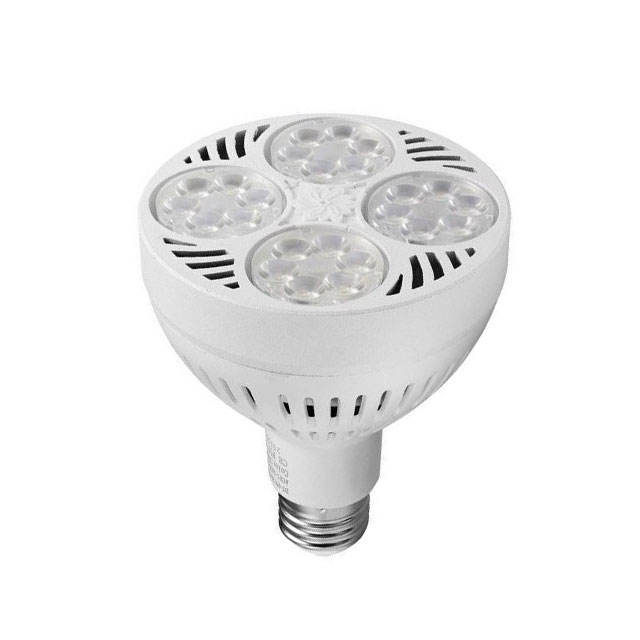 3000K 4000K 6000K 7500K LED Elegance And High Lumen Home Lighting 35W PAR30