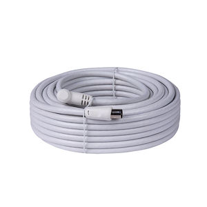 300m 75ohm impedance rg6u coaxial cable for catv cctv system