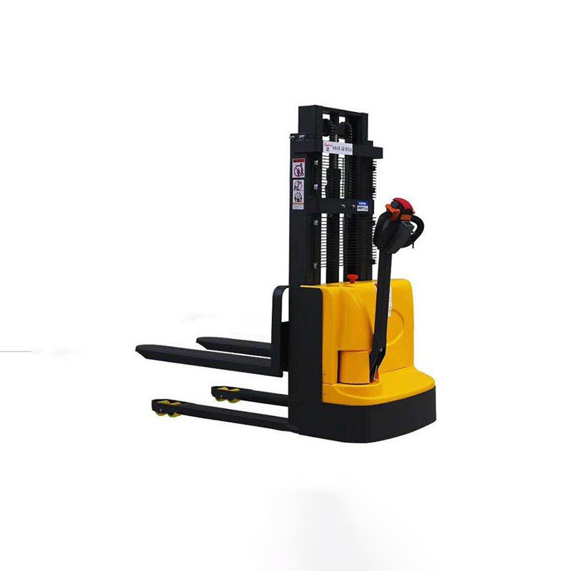 WAE stacker 2.5Ton Electric Forklift Customized High Quality Used Forklift Price from China mini Stacker Machine