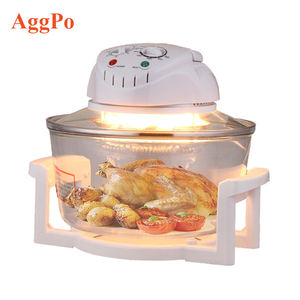 Electric Air Fryer For Healthy Oil Free Cooking 12 Liter Capacity Intelligent control Stereoscopic heating Oiless Air Fryer