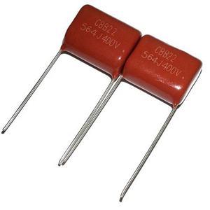 .1uf 0.1uF 400v 5/% Metallized Polypropylene Film Capacitors P10 10 Pieces