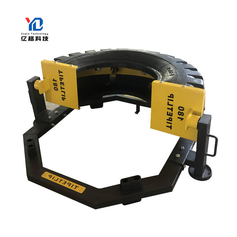 YG-AS006 Half-moon large-scale tire turnover exercise physical strength trainer roll 180 degrees tire fitness equipment