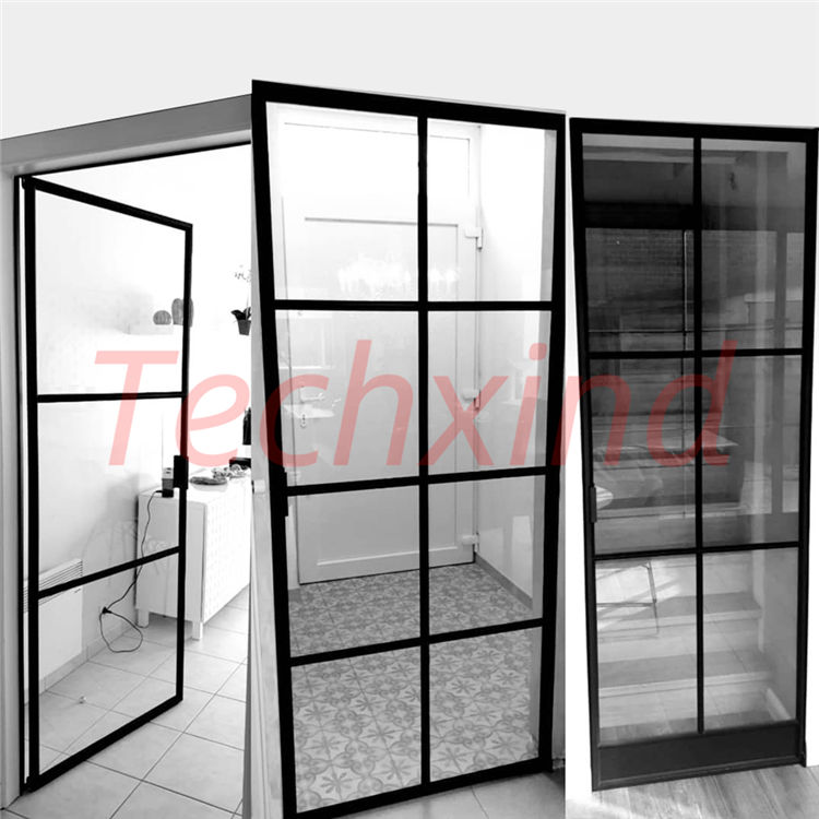Bathroom Indian Room Booth Pvc Fashion Brown Bedroom Aluminium Half Glass Wood Door Doors Interior Wooden