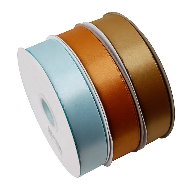 "32mm satin ribbon 1-1/4"" satin ribbon 100yards ribbon roll wholesale"
