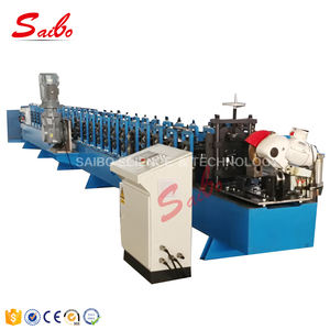 High Productivity Cable Tray Roll Forming Machine