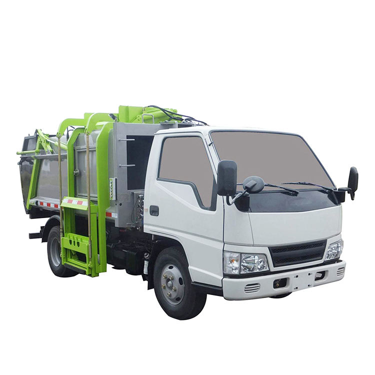 China Sanitation Waste Collect Garbage Truck Compactor Truck Garbage Transport Vehicle