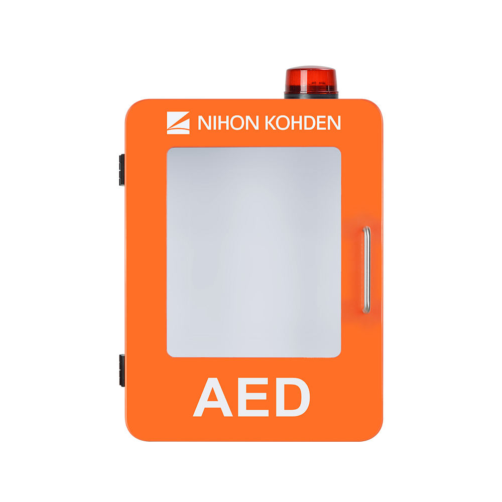 WAP-health defibrillator first aid CPR wall mount aed cabinet