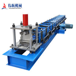 Hot Selling High Speed Container Panel Cold Roll Forming Machine