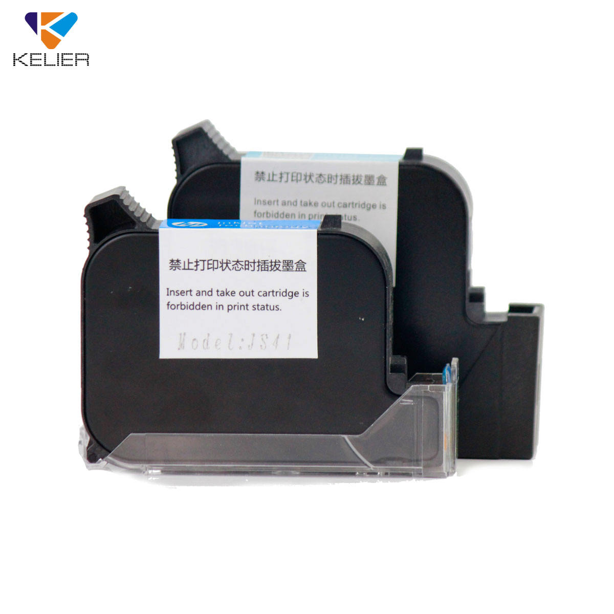 Ink Cartridge Black Dry Ink Cartridge KELIER H3 KX1