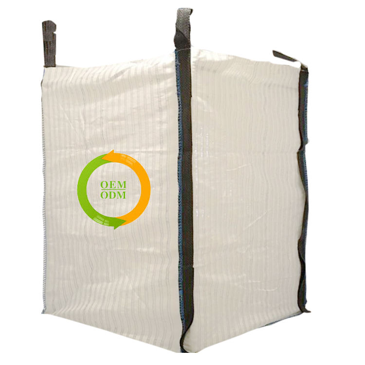 Big Vented Breathable Firewood Big Bag Jumbo Bulk Mesh Packaging Sack For Firewood Onions Potato